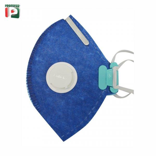 Respirador PFF2-S - Com ou sem válvula de inalação