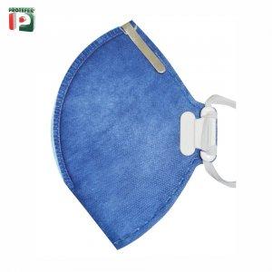 Respirador PFF1-S T - Com ou sem válvula de inalação