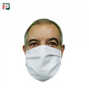 Máscara de Tecido Higiênica Reutilizável